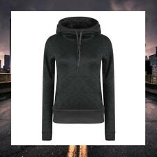 ADIDAS PERFORMANCE WOMENS BORG LINED CLIMAHEAT HOODIE HOODED SWEAT AH9214
