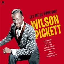 Wilson Pickett - Let Me Be Your Boy: Early Years 1959-1962