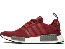 Adidas Originals NMD R1 ® ( Men Sizes UK 10 EUR 44.5 ) Maroon Burgundy Red NEW