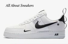 """Nike Air Force 1 '07 LV8 Utility """"White/Black/Tour"""" Men's Trainers Limited Stock"""