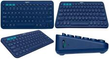 Logitech K380 Multi-Device Bluetooth Keyboard – Windows, Mac, Chrome OS,...