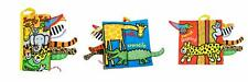 YOUDirect Soft Cloth Books - Baby Funny Animal Tails Book, Early Learning...