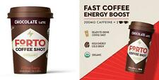 FORTO Coffee Shots - 200mg Caffeine, Variety Pack, Ready-to-Drink on the go,...