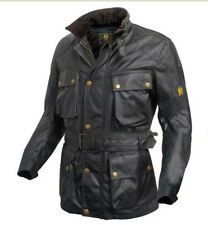 Belstaff Trialmaster Classic Tourist Trophy Wax Cotton Motorcycle Jacket BNWT
