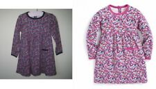 JoJo Maman bebe ditsy floral dress 3 months -6 yrs pink or navy jersey cotton PS