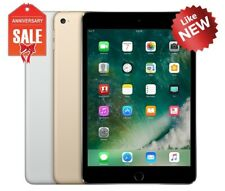 NEW Apple iPad Mini 4 WiFi or Unlocked I Gray Silver Gold I 16GB 32GB 64GB 128GB