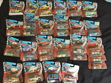 Disney Pixar Cars Look My Eyes Change Lenticular 1:55 Diecast NIGHT NEW BUNDLE