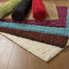 Antiskid Small Large Shaggy Area Rug Home Bedroom Floor Dining Room Mat Kitchen