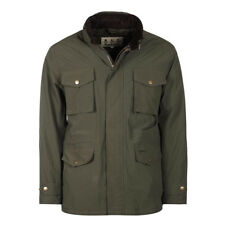 Barbour Jersey Jacket Olive BARBOUR SALE - 20% OFF