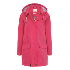 Lighthouse Abby Ladies Coat Scarlet
