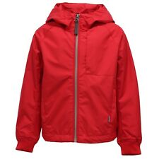 1066Y giacca antivento bimbo boy WOOLRICH red wind stopper jacket