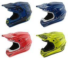10% OFF TROY LEE DESIGNS SE4 2018 POLYACRYLITE MIPS Motocross MX OffRoad Helmet