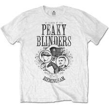 Peaky Blinders Horse & Cart T-Shirt Official TV Series Shelby Brothers Tee