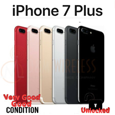 Apple iPhone 7 Plus (A1784, Factory GSM Unlocked) - All colors & Capacity