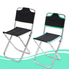 Folding Camping Chair Lightweight Fishing Portable Seat