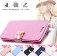 Butterfly Flip PU Leather Wallet Case Cover For Xiaomi Redmi 6A Note 6 5 Pro 4X