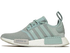 Latest Adidas Originals NMD R1 ® (Size UK  7 EU 40.5) Teal Green / Grey / White