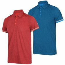 adidas Mens Uncontrol climachill Relaxed Fit Polo Shirt Tennis Golf Sports Top