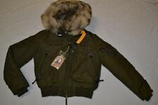 AUTHENTIC PARAJUMPERS GOBI WOMEN JACKET ARMY GREEN  SIZE 2XL XXLARGE BRAND NEW