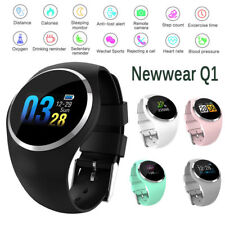 IP67 Smart Watch Bluetooth Inteligente Reloj Pulsera ritmo cardiaco Android IOS
