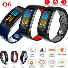 Smart watch Reloj Inteligente Impermeable Ritmo Cardiaco Bluetooth Android iOS