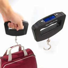 Portable Mini Digital Hand Held 50Kg 10g Fish Hook Hanging Scale Electronic