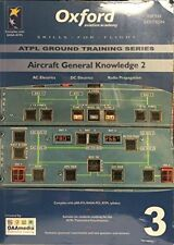 JAA ATPL THEORETICAL TRAINING MANUAL: AIRCRAFT GENERAL KNOWLEDGE - Hardcover NEW