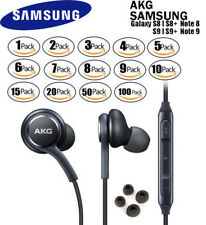 OEM Samsung S9 S8+ Note 8 AKG EO-IG955 Earphones Headphones Headset Ear Buds Lot