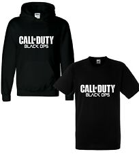 Call Of Duty Black Ops IIII Hoody T Shirt PC COD 4 PS4 Xbox Gamer Kids Boys Girl