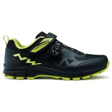Zapatillas Northwave Corsair Negro Verde