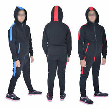 Kids  Tracksuit Boys Junior Football Sports Full Tracksuits Bottoms Top