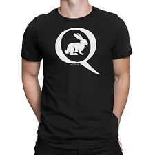 Mens T-Shirt Q ANON United States US Novelty Conspiracy Theories