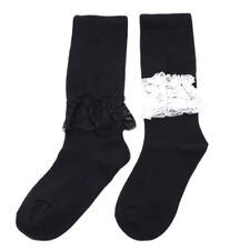 Sexy Lace Stockings Women Thigh High Over Knee Socks Spring Long Socks RD