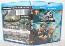 New Jurassic World or JW Fallen Kingdom Choose BluRay, DVD, Digital, SlipCover
