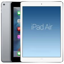 Apple Ipad Air 1 Retina Tablette 16/32/64gb/128gb Wi-Fi / Cellulaire / 4g Gris/