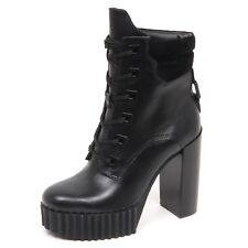 E0452 stivaletto donna nero KENDALL + KYLIE boot shoe woman