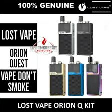 Lost Vape Orion Q Pod System  AIO Starter Kit  UK Seller
