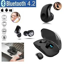 Twins Wireless Earphone Bluetooth Headphones Stereo Earbuds for iPhone Samsung