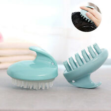 Useful Scalp Cleaning Washing Hair Shampoo Brush Massage Tool Head Massage Comb