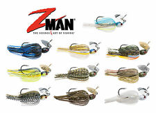 Z Man Project Z Chatterbait Bladed Chatterbait Lure 1 Oz. Bass Lure ZMan Baits