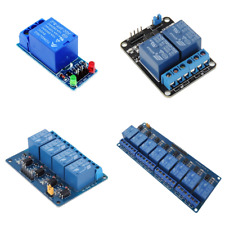 1/2/4/8 Channel DC 5V Relay Switch Module for Arduino Raspberry Pi ARM AVR US