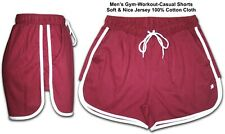 mens gym sports workout jogger shorts fitness casual relaxing bodybuilding short