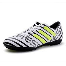Fashion Men's Boys Soccer Shoes Cleats Football Indoor Sports Trainers Sneakers