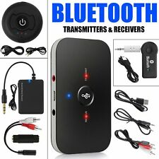 Wireless Bluetooth Audio Transmitter Or Receiver Music MP3 Stereo Sender Adapter