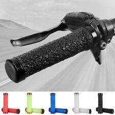Handlebar grips Crystal Bicycle Non Slip Ends Anti slip Mountain bike Cycling