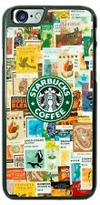 Starbucks Coffee travel Design Phone Case for iPhone Samsung LG Google HTC etc