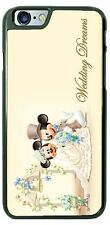 Mickey Mouse Wedding Dreams Phone Case Cover for iPhone Samsung Google LG etc