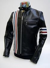 Vanson America Jacket, Easy Rider Jacket, Comp. Weight Leather Jacket, IN STOCK!