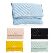 Ladies Quilted Clutch Bag Evening Bag Girls Prom Party Bag Purse Handbag KL2566