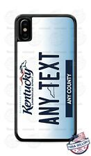 Custom KENTUCKY License Plate Phone Case Cover Any Text for iPhone Samsung Gift
